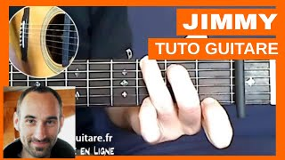 "Moriarty ""Jimmy"" Tuto Guitare"