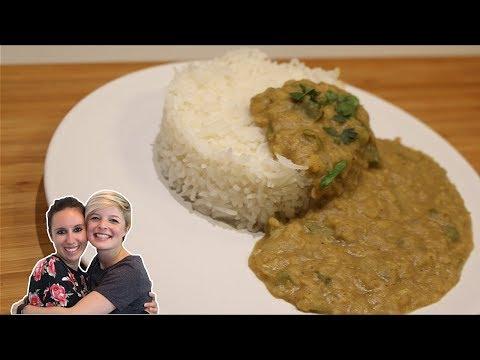 Vegan Lentil Curry recipe - Guest Hands pilot