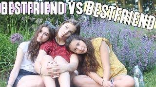 BEST FRIEND VS BEST FRIEND CHALLENGE! WHO IS THE BETTER FRIEND?!?!