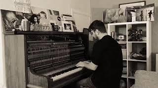 Dry Fantasy (piano cover) - Mogwai