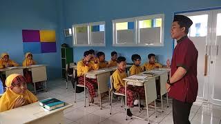 Kelas 6 Ar-Rasyid Doa pembuka metode Ummi