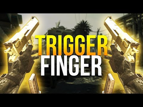 BANNED FOR MY TRIGGER FINGER (COD4 Throwback Thursday)