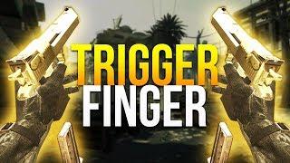 BANNED FOR MY TRIGGER FINGER (COD4 Throwback Thursday)