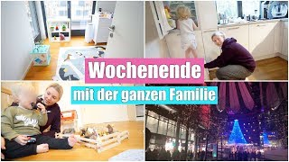 Follow my Weekend | Babyzimmer einrichten & Winterfest in Berlin | Isabeau
