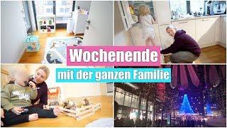 Follow my Weekend | Babyzimmer einrichten & Winterfest in Berlin | Isabeau