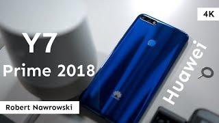 Huawei Y7 Prime 2018 Recenzja | Robert Nawrowski