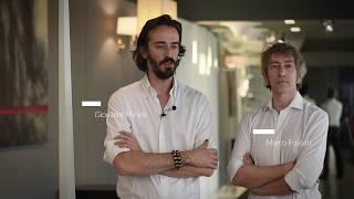 Panzeri: Minelli and Fossati designers speak about Viisi