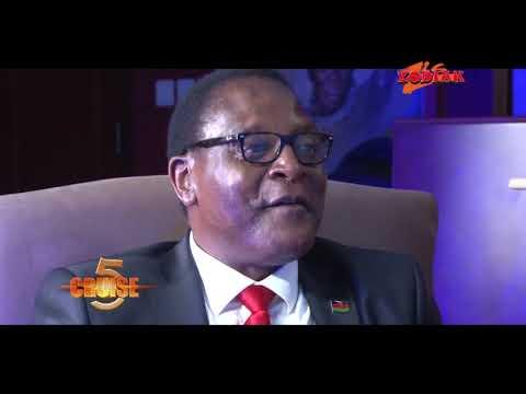 Dr  Lazarus Chakwera Cruise 5 Promo