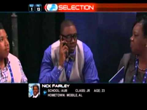 Nick Fairley Detroit Lions Draft Pick Is Very Happy