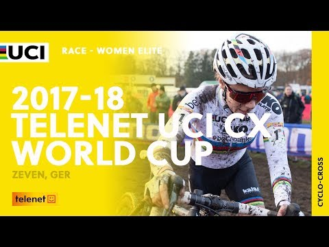 2017-18 Telenet UCI Cyclo-cross World Cup - Zeven (GER) / Women Elite