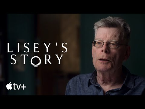 Lisey's Story — Stephen King: In His Own Words | Apple TV+