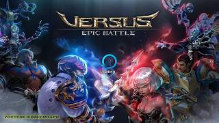 VERSUS: Epic Battle Android Gameplay