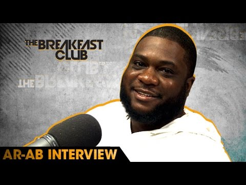 Ar-Ab Interview at The Breakfast Club Power 105.1 (06/06/2016)