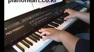 pianoheart Christmas carol medley(크리스마스 캐롤 메들리)