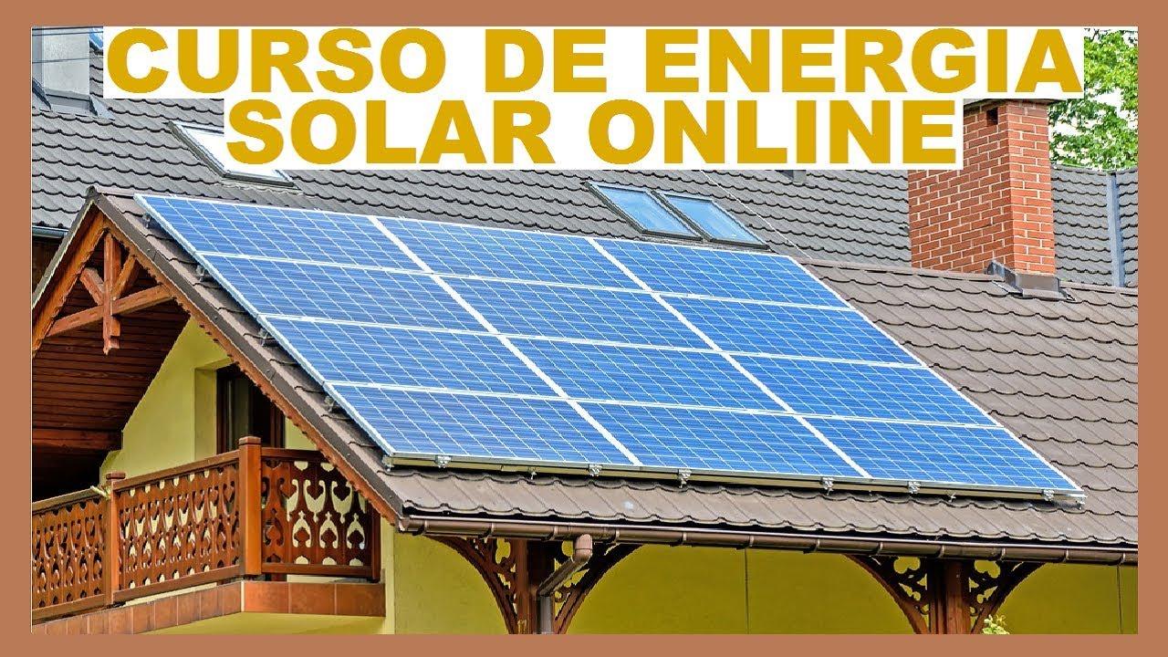 Curso Para Instalador De Energia Solar Para Fazer Instalação De Energia Solar Passo A Passo