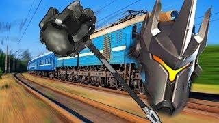 CHU CHU THE REIN TRAIN IS COMING THROUGH