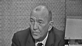 What's My Line? - Noel Coward; Robert Preston [panel] (Jan 12, 1964)