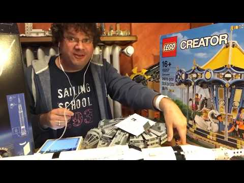 Klemmbausteinlyrik live: Aktuelle News aus der Lego-Welt