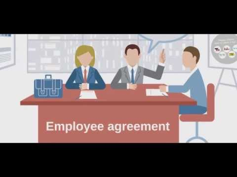 How To Make Employee Agreement For Businesses