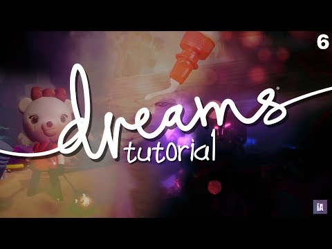 Dreams Tutorial | How To: Group/Glue!
