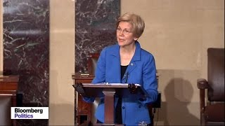 Sen. Warren Silenced in Jeff Sessions Debate Free HD Video