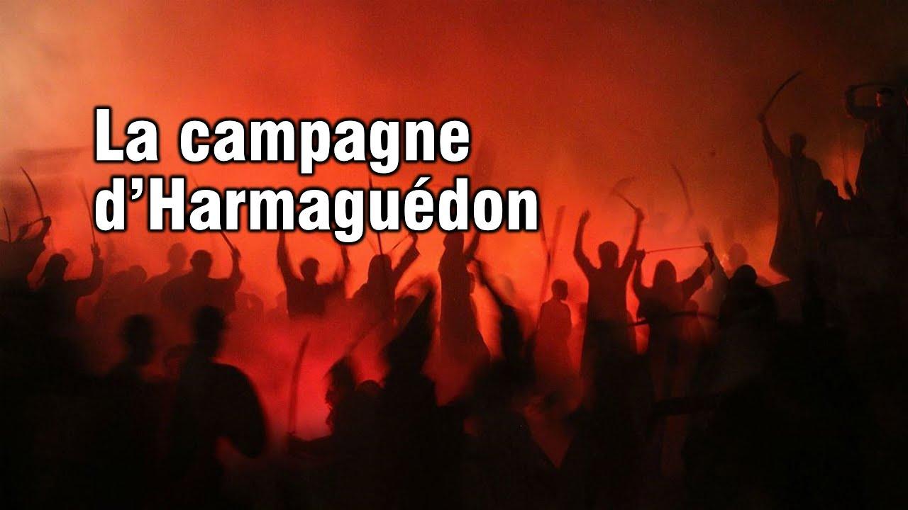LA CAMPAGNE D'HARMAGUÉDON