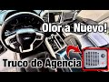 """Como Restaurar El """"olor A Nuevo"""" De Cualquier Vehículo! (truco De Agencia)"""