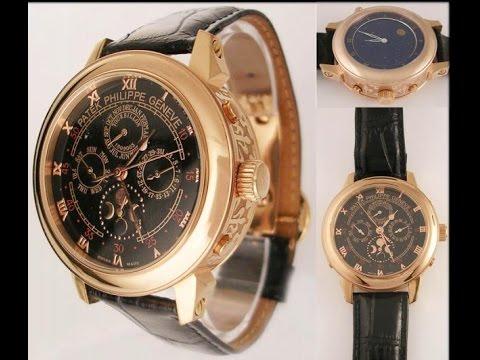 3000260f7d1e Бюджетные швейцарские часы бренда Patek Philippe