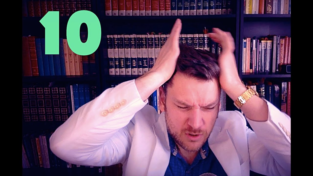 Top 10 Reasons Society is INSANE! - Jay Dyer