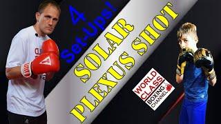 Body Shot Punching Combinations And Strategies | Vital Target Set Ups | The Solar Plexus