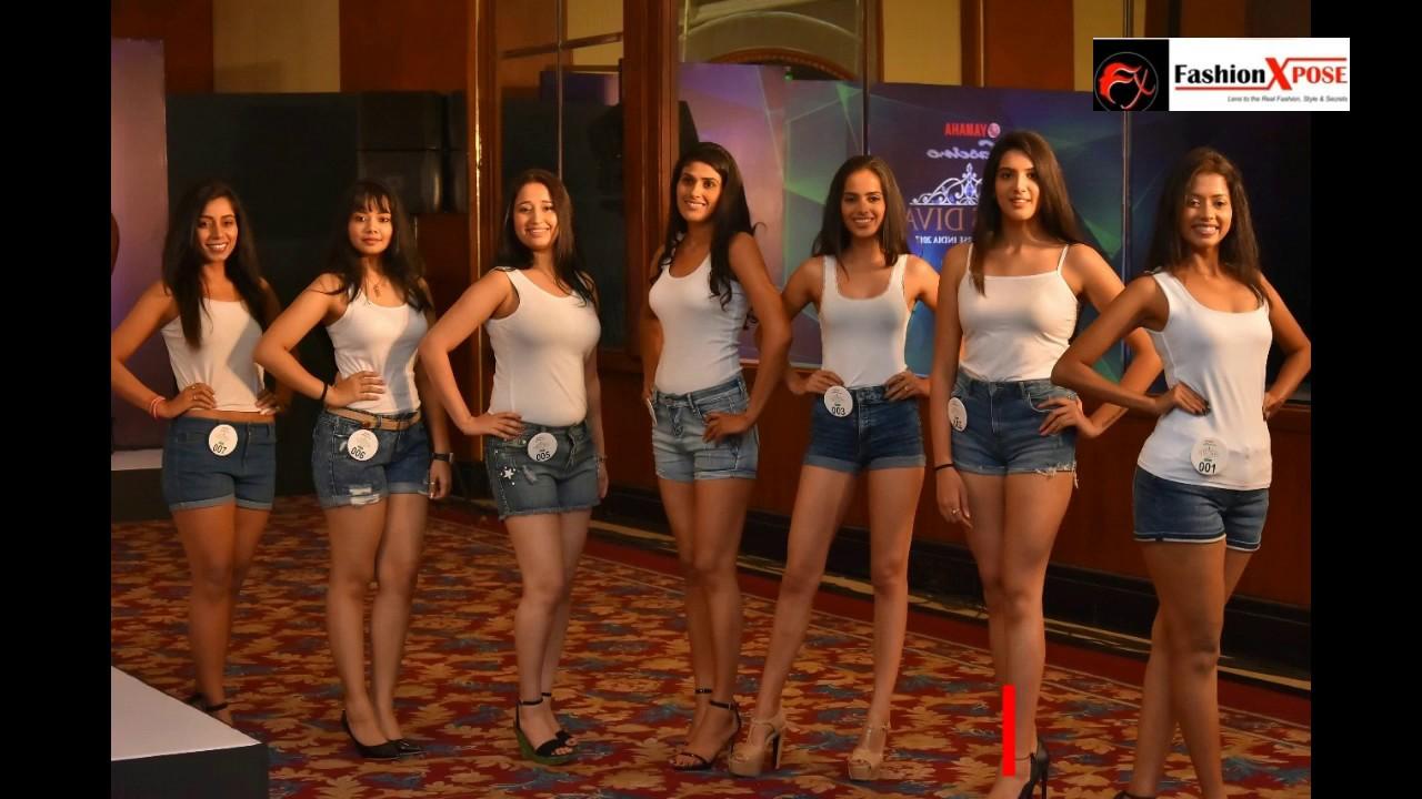 Miss diva 2017 delhi auditions finalist girls fashion xpose tv youtube - Fashion diva tv ...