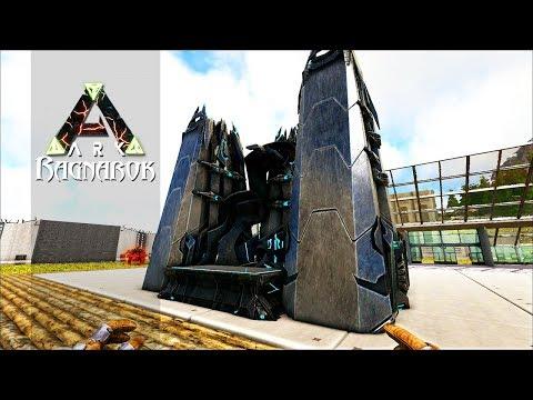 ARK Ragnarok T2 EP22   Tek Originator & Farmando a Sela do Dragão!