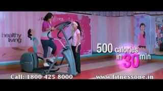 Pink Fitness Exclusive gym for Ladies