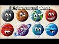 Belajar mengenal planet untuk anak anak Nama nama planet belajar tata surya