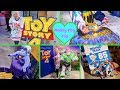 Weekly Vlog #96 | Disney Store Toy Story 4 Merch Preview Event & Goody Bag Un-boxing!!!