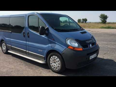 Renault Trafic 2005 1.9 Dci 100