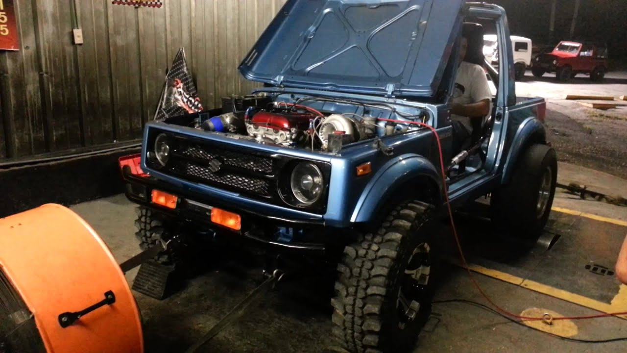 Suzuki Samurai Motor For Sale