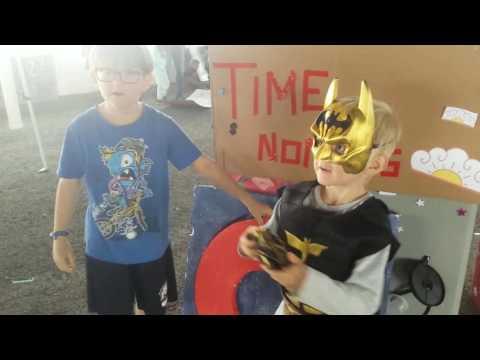 Beakerhead 2016 Ramsay Time Traveler's Parade