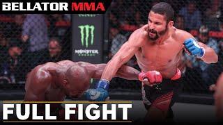 Full Fight | Mandel Nallo vs. Carrington Banks - Bellator 207