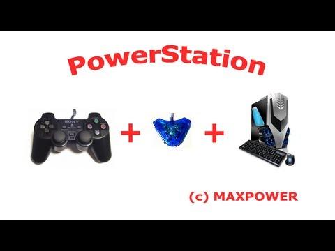 Подключение джойстиков PlayStation, и Ps2 к PC, через адаптер CL-0138