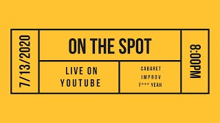On The Spot: LIVE Again (Naturally)