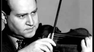 David Oistrakh - Khachaturian Violin Concerto (2nd mov p2-2)