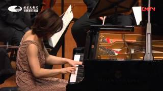 Sa Chen plays Mozart Piano Concerto No.25 in C major, K.503