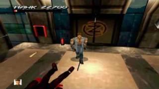 Fighting Force 64 (Nintendo 64) Gameplay 2/2