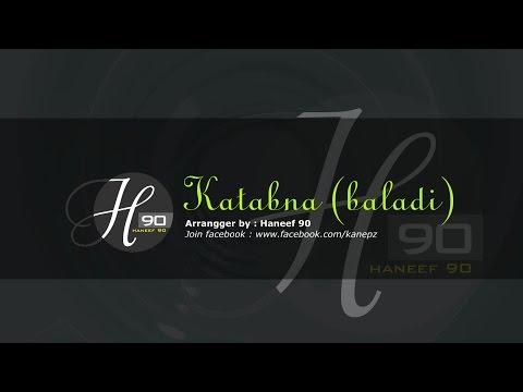 Karaoke gambus katabna [ baladi ] Lengkap dengan liriknya | H90 | This joy