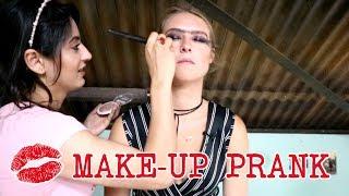 Madilia vlog   #2   Romy make-up prank!!   - UTOPIA (NL) 2017