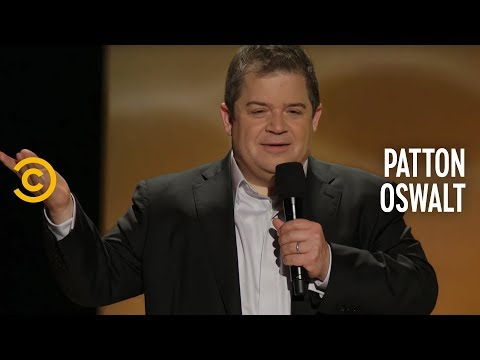 Comedy Central Re-Animated - Patton Oswalt - Creative Depression  - Uncensored