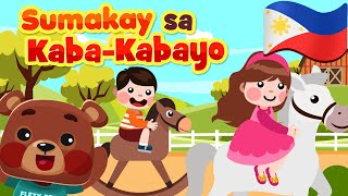 Ride a Cock-Horse To Banbury Cross in Filipino | Kids Nursery Rhymes & Songs | Awiting Pambata