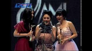 Agnes Monica 'Rindu' - Karya Produksi Terbaik Terbaik - AMI 2012