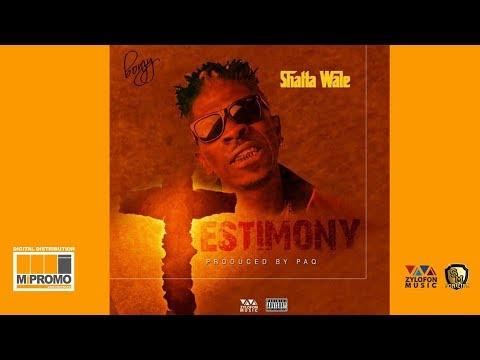 Shatta Wale - Testimony (Audio Slide)